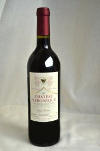Bottle Château Véronique