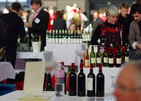 Millésime Bio, the largest organic wine trade show in the world